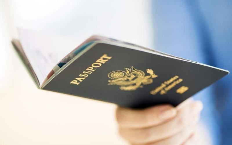 can felon get a passport