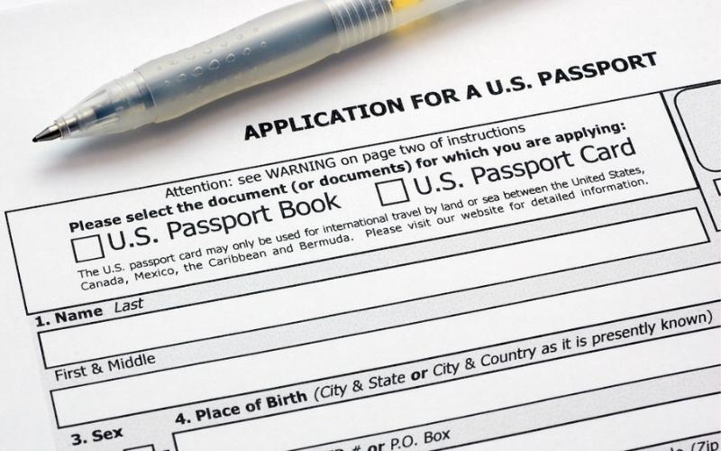 can felon get the passport