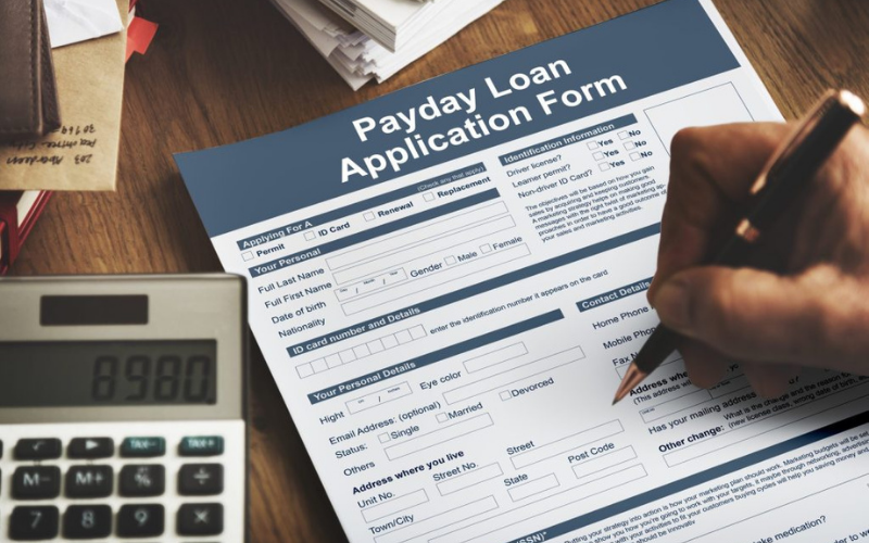 can payday loans file criminal charges