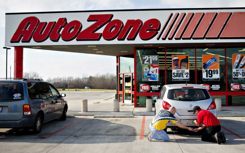 does autozone hire the felons