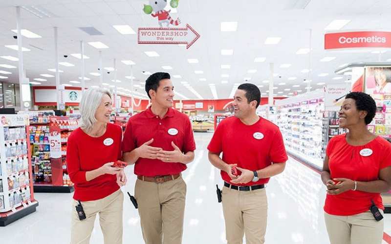 does target hire felon
