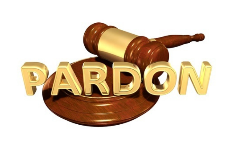 how to get felony pardon