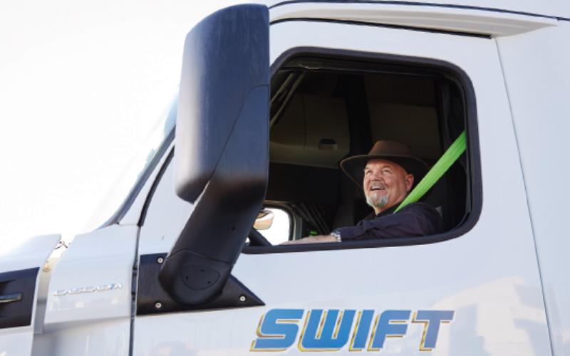 trucking companies that hire felon
