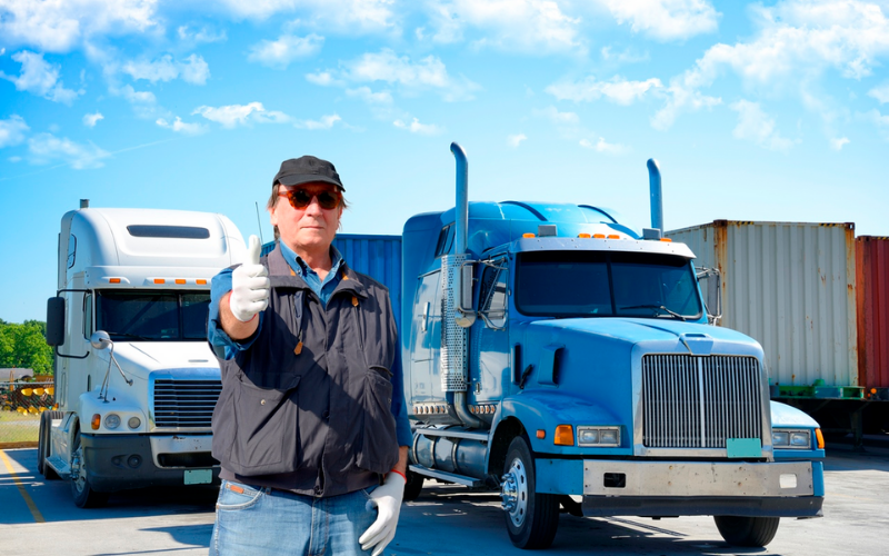 trucking companies that hire felons