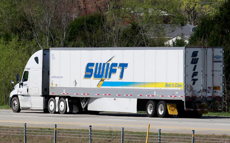 trucking companies that train hire felon