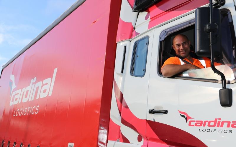 trucking companies that train hire felons