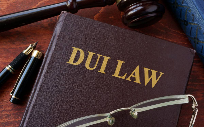 will dui show on the criminal background check