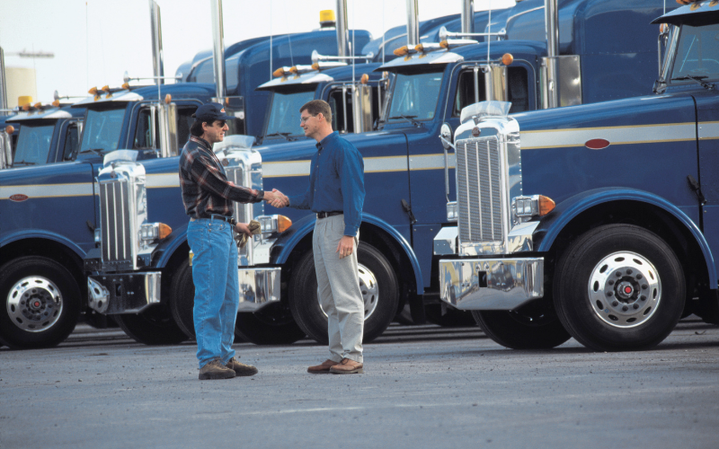 second chance trucking companies guide
