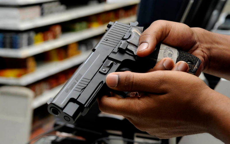 can a felon get a concealed carry permit