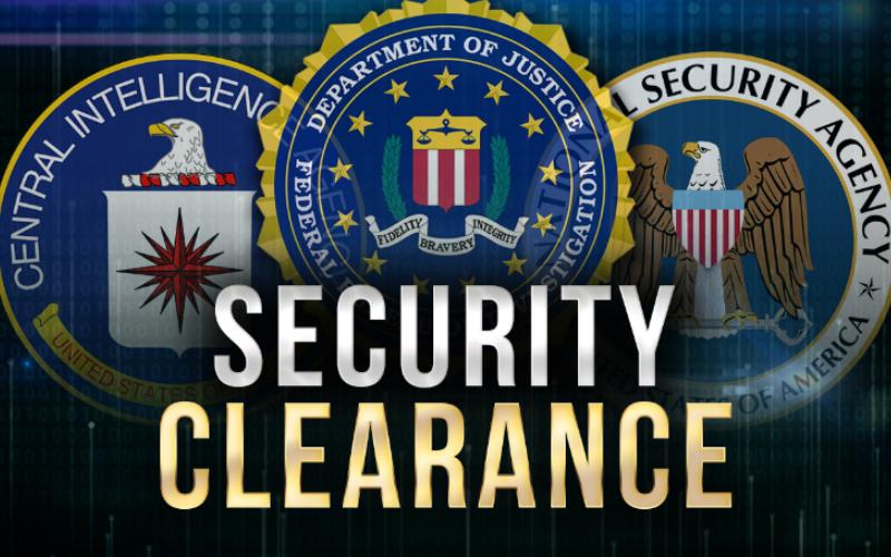 can a felon get security clearance
