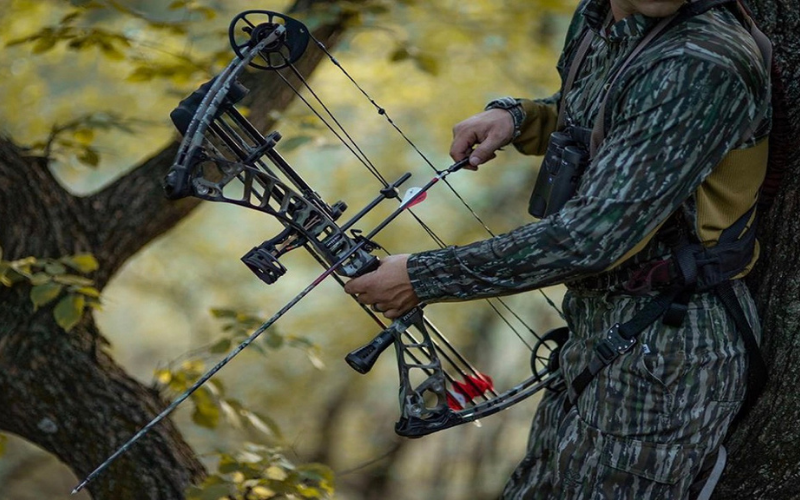 Can A Felon Own A Compound Bow?