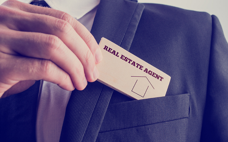 can felon get a real estate license