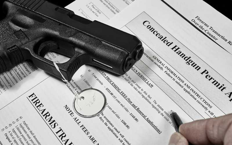 can felon get concealed carry permit