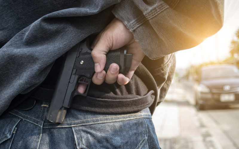can felons get concealed carry permit