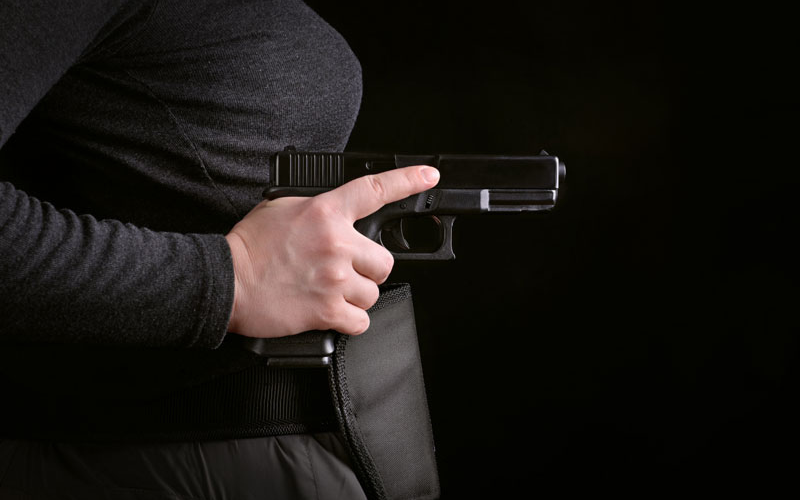 Can I Own A Gun If My Husband Is A Felon?