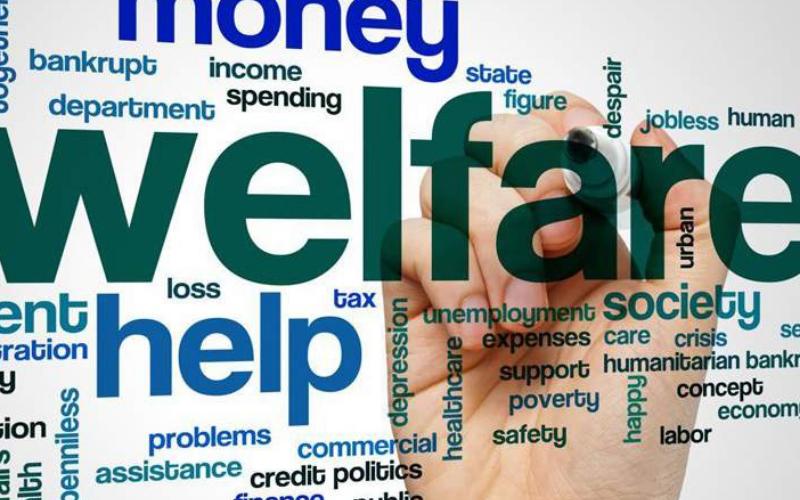 can the felon get welfare