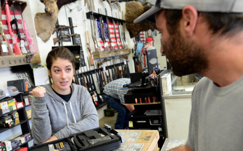 do the pawn shops run background checks for guns