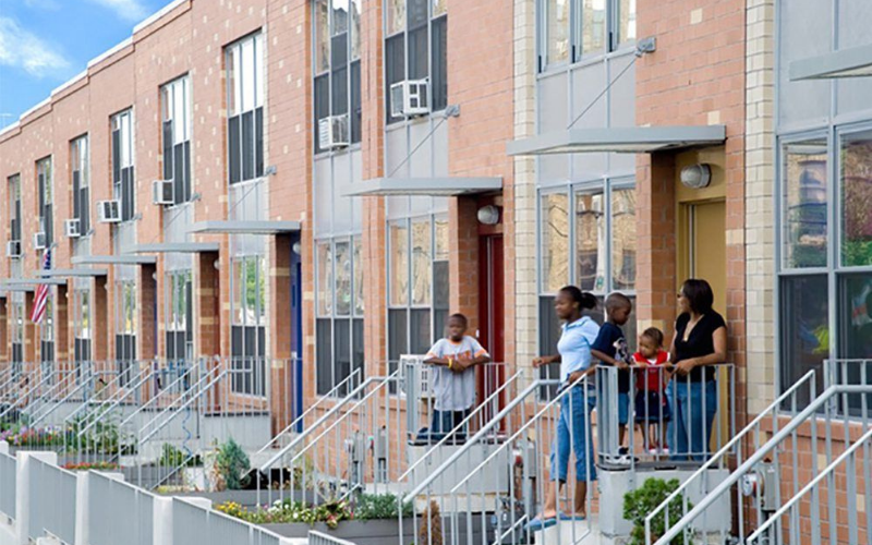 emergency housing assistance for the felons