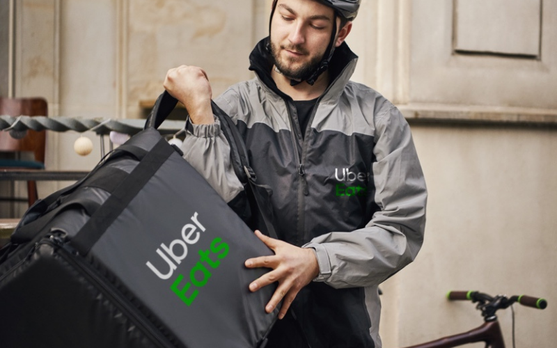 food delivery jobs for the felon