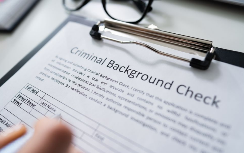 how far back do background checks