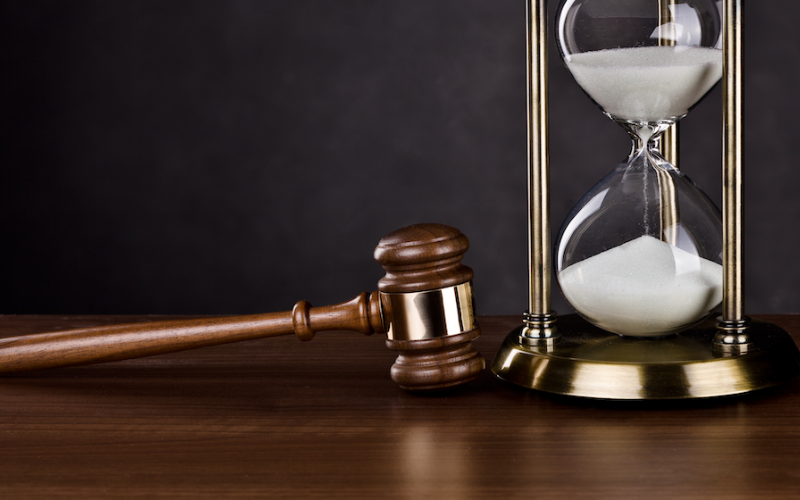how long can a felony case stay open