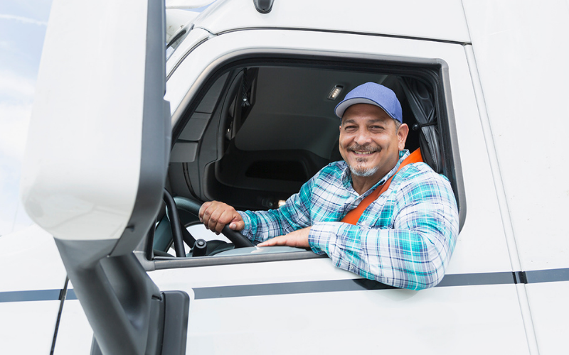 the second chance trucking companies