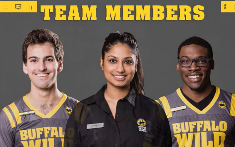 buffalo wild wings interview questions guide