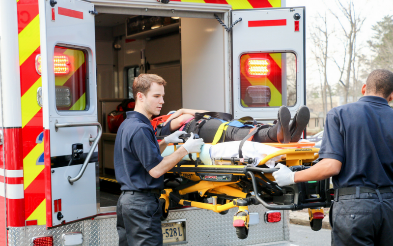 Can a Felon Become a Paramedic?