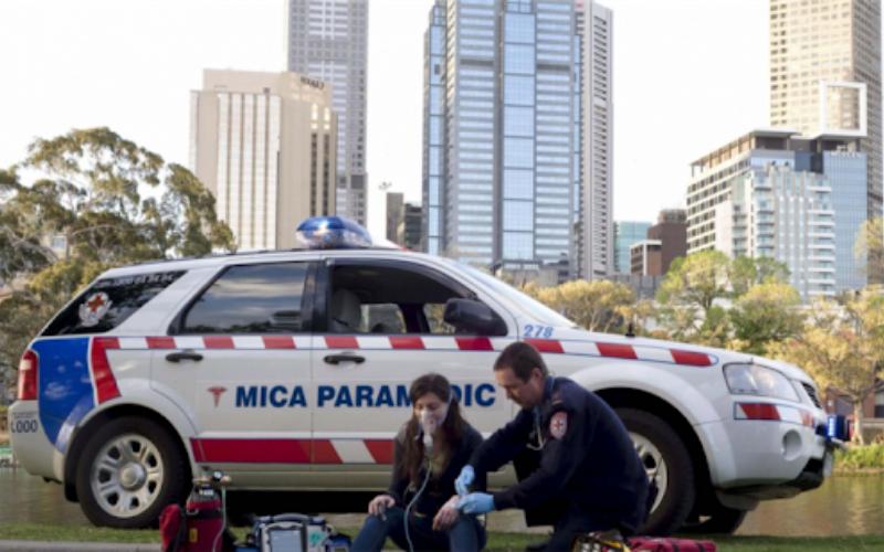 can felon become the paramedic