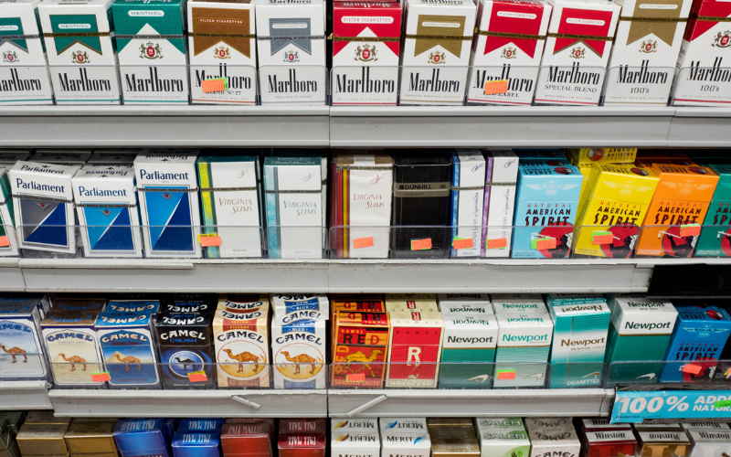 can felons get the tobacco license