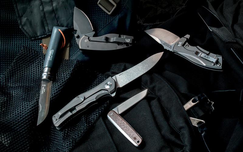 can the felon carry knives tips