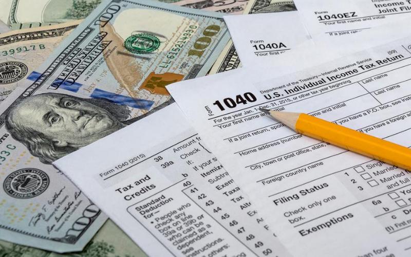 do felon get tax refunds