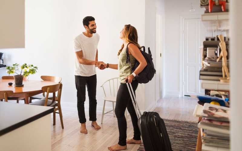 does airbnb run your background checks