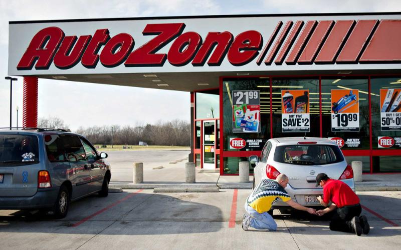does autozone run background checks