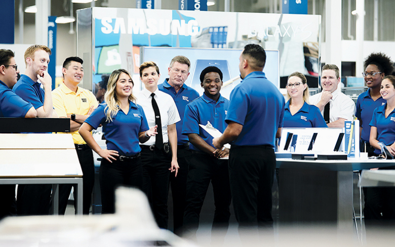 Does Best Buy Hire Felons?