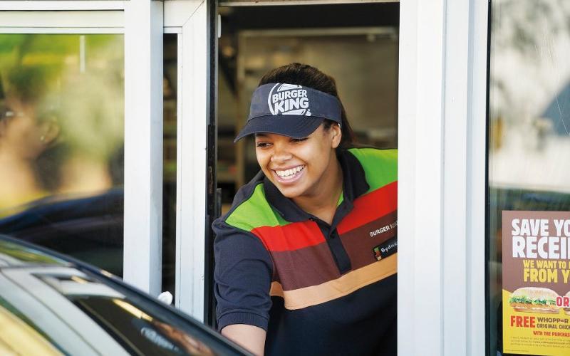 does burger king hire the felon 2021