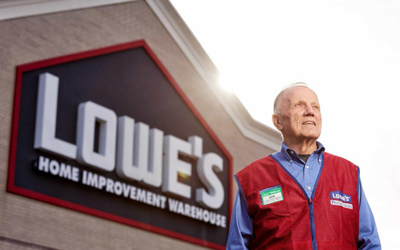 does lowes run background checks
