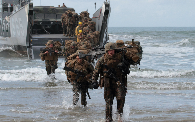 Does The Marine Corps Accept Felons?
