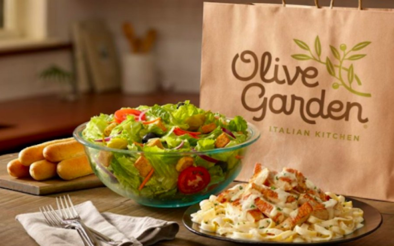does the olive garden hire felons