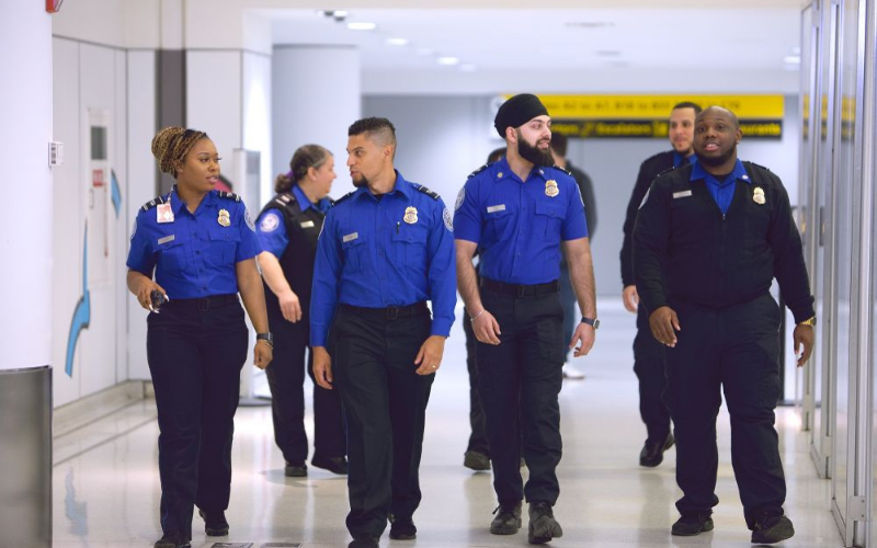 Does The TSA Run Background Checks?