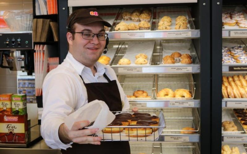 dunkin donut interview question tips