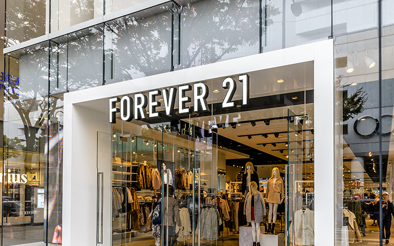 Forever 21 Interview Questions