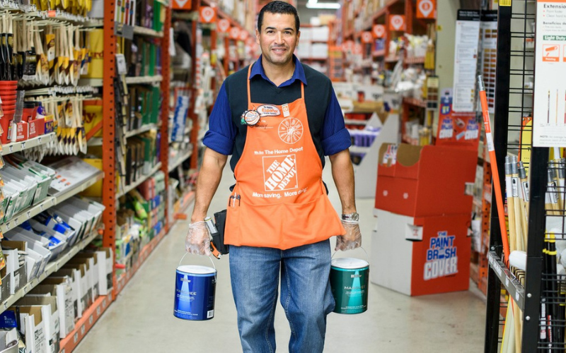 home depot interview question guide