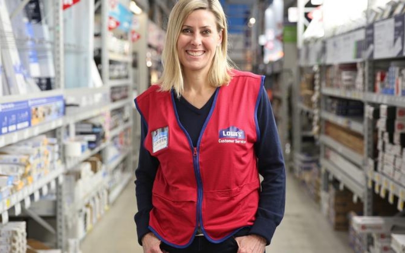 lowe's interview question