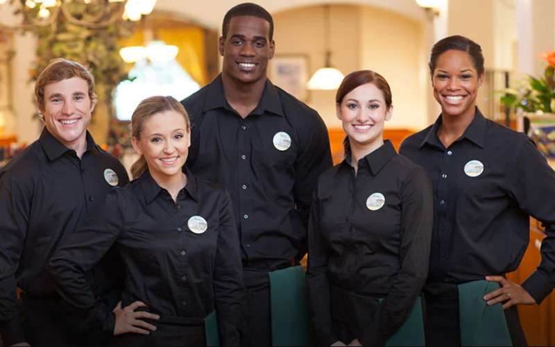 olive garden interview questions