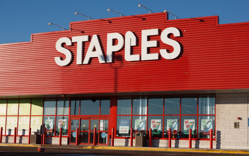 Staples Interview Questions