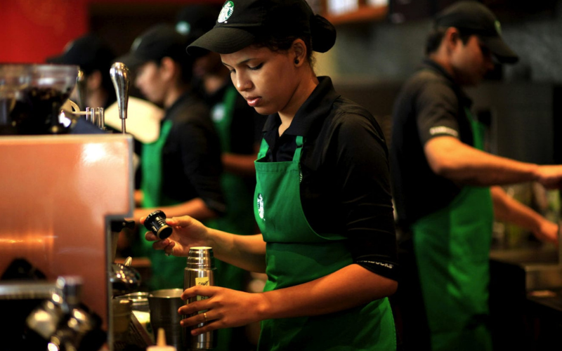 Starbucks Barista Interview Questions