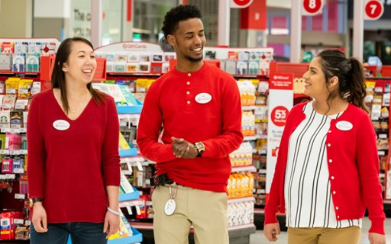 target interview questions tips