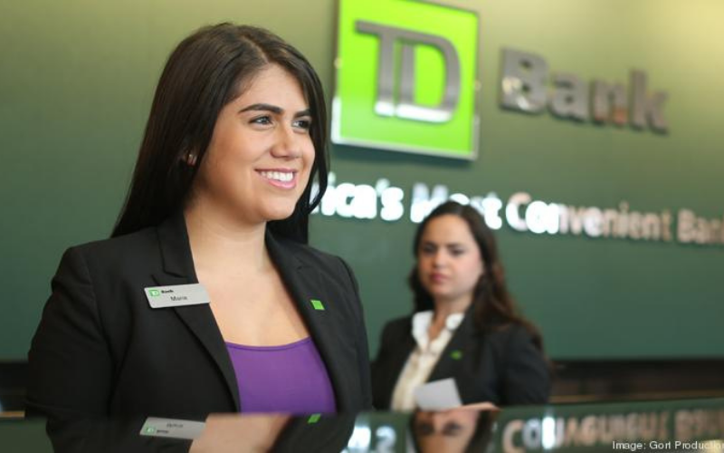 td bank interview questions guide