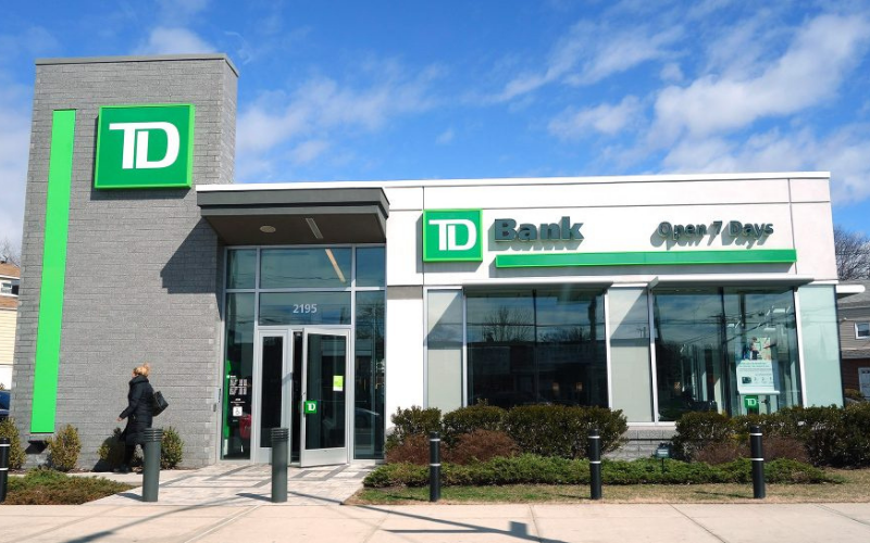 td bank interview questions